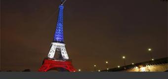 Solidarietà alla Francia